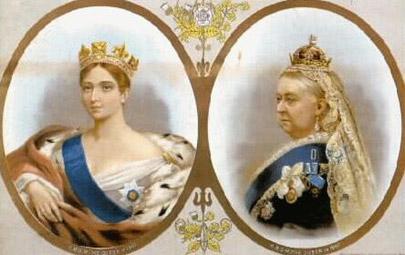 Bijoux reine victoria