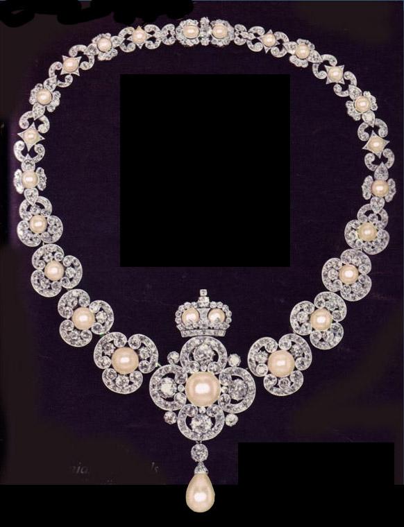 Collier de la reine d'Angleterre
