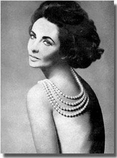 Les bijoux de Elisabeth Taylor